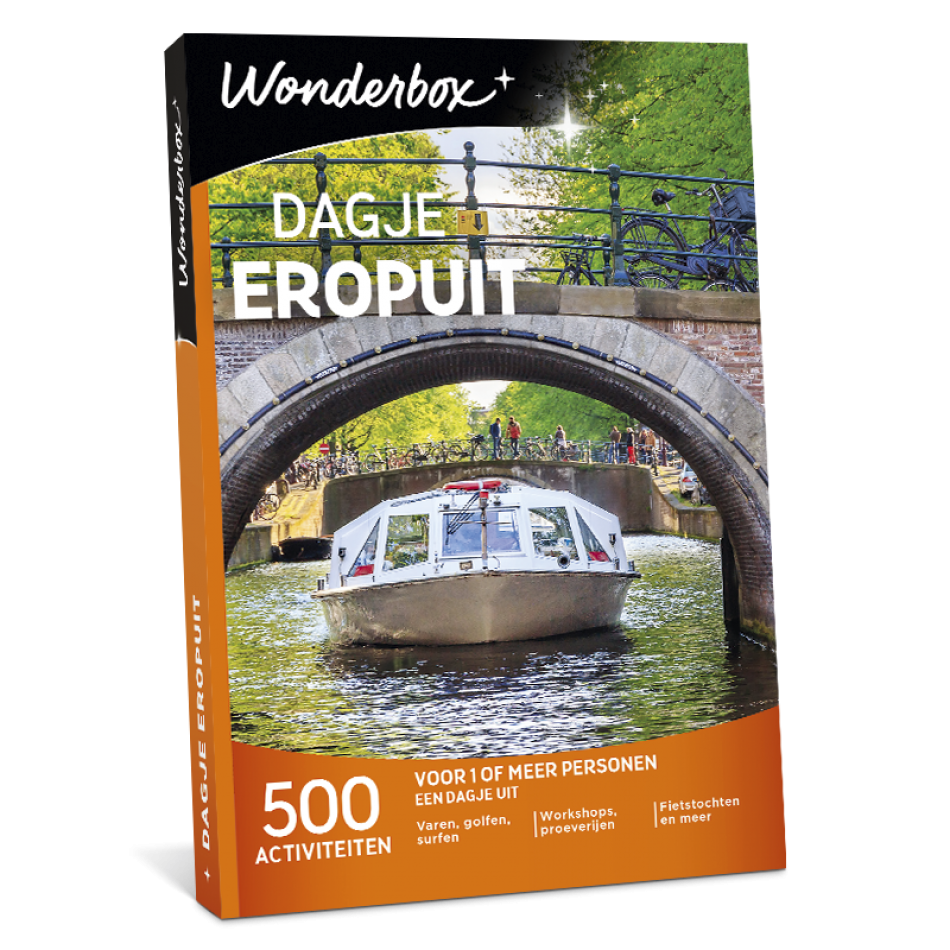 Wonderbox - Dagje Eropuit
