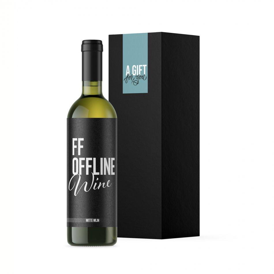 FF Off Line Wine - Wit