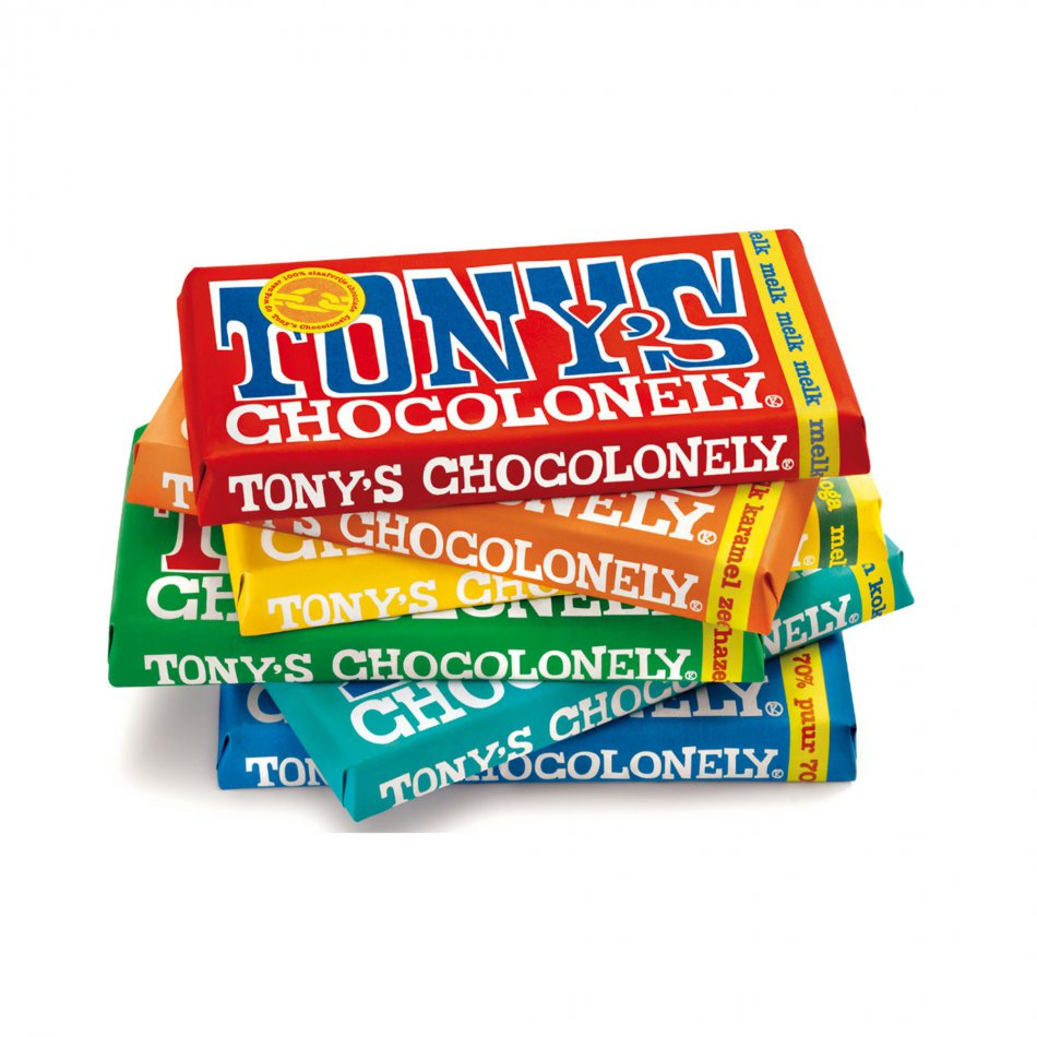 Tony's Hart onder de Riem - op naam